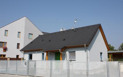 Nové fotky našich domů